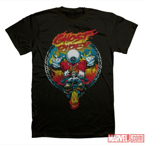 Ghost Rider t-shirt by Mighty Fine