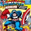 CAPTAIN AMERICA BY JACK KIRBY OMNIBUS HC cover by Jack Kirby