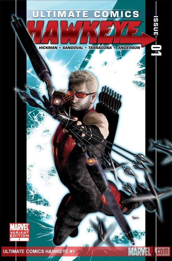 Ultimate Comics Hawkeye (2011) #1