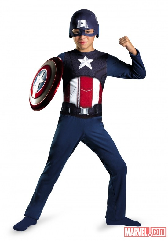 Captain America Avengers Basic