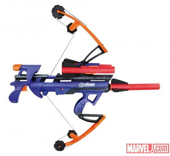 Hasbro Hawkeye's Big Bad Bow