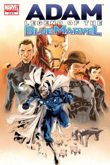 Adam: Legend of the Blue Marvel #2