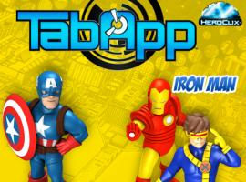 Marvel Super Heroes to Join Heroclix TabApp