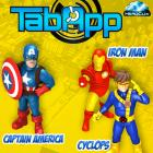 Marvel Super Heroes to Join Heroclix TabApp Line-Up