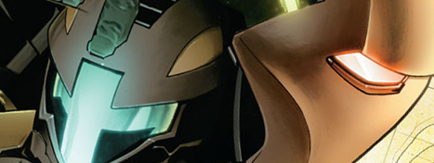 Sneak Peek: Iron Man #2