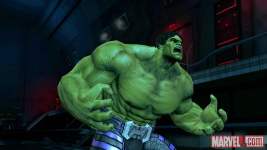 Hulk in Avengers Initiative