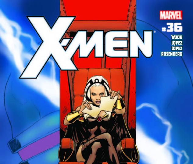 X-MEN 36 (WITH DIGITAL CODE)
