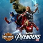 Your Freedom Starts Now With Harley-Davidson & The Avengers