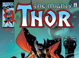 Thor (1998) #33 Cover