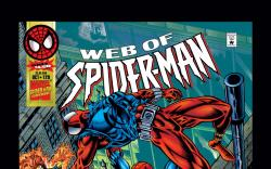 Web of Spider-Man (1985) #129 Cover