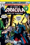 Tomb of Dracula (1972) #65 Cover