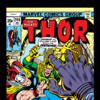 Thor (1966) #266 Cover