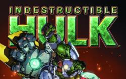 INDESTRUCTIBLE HULK 3 2ND PRINTING VARIANT (NOW, WITH DIGITAL CODE)
