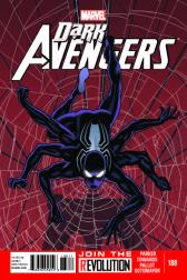 Dark Avengers #188 