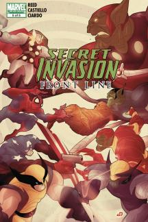 Secret Invasion: Front Line #5