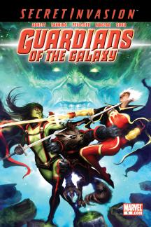 Guardians of the Galaxy (2008) #5