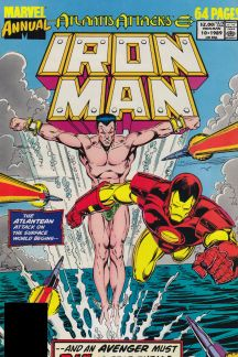 Iron Man Annual (1976) #10