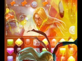 Moonstone enters the fray in Marvel Puzzle Quest: Dark Reign Episode 1