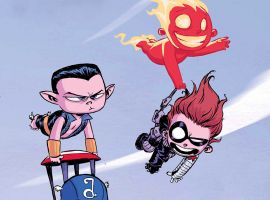 An Exclusive First Look at Skottie Young Covers