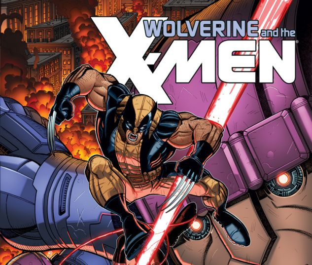 WOLVERINE & THE X-MEN 39 (WITH DIGITAL CODE)