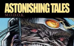 ASTONISHING TALES: M.O.D.O.K. 1 cover