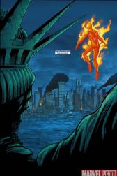 Ultimatum: Fantastic Four Requiem One-Shot #1
