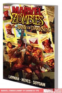 Marvel Zombies/Army of Darkness (Trade Paperback)
