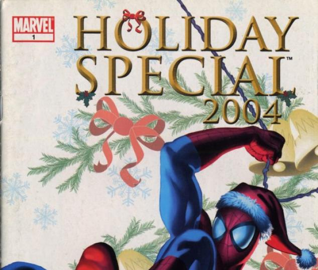 MARVEL HOLIDAY SPECIAL #1