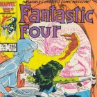 Make Mine Marvel: John Byrne's Fantastic Four