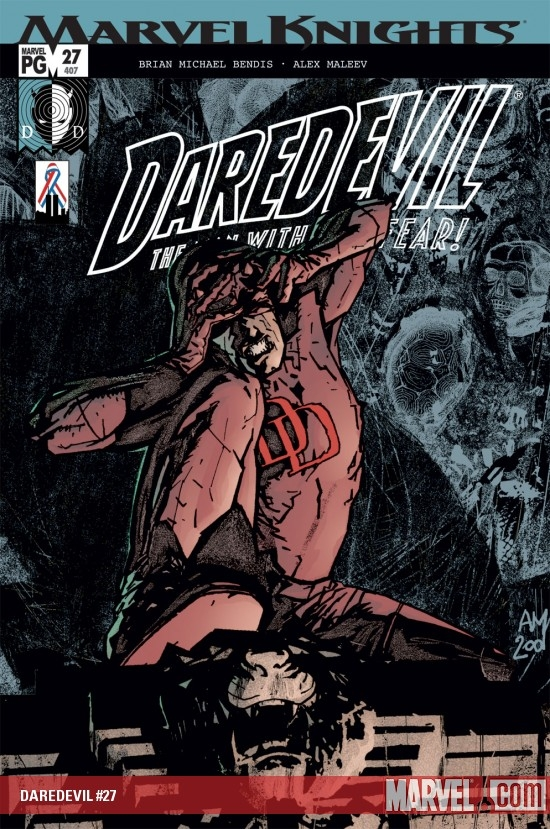 DAREDEVIL #27