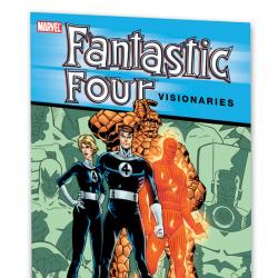 FANTASTIC FOUR VISIONARIES: WALTER SIMONSON VOL. 1 #0