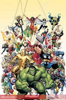 Avengers Classic (2007) #1