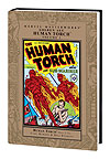 Marvel Masterworks: Golden Age Human Torch Vol.1 (Hardcover)