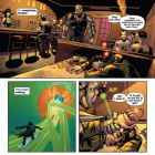 MARVEL ZOMBIES 5 #4 preview art by Jose Angel Cano Lopez
