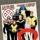new x-men #136