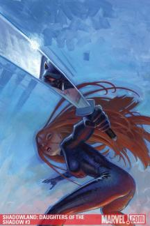 Shadowland: Daughters of the Shadow (2010) #3