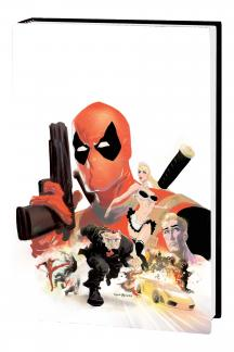 Deadpool Max (Issues 1-6) (Hardcover)