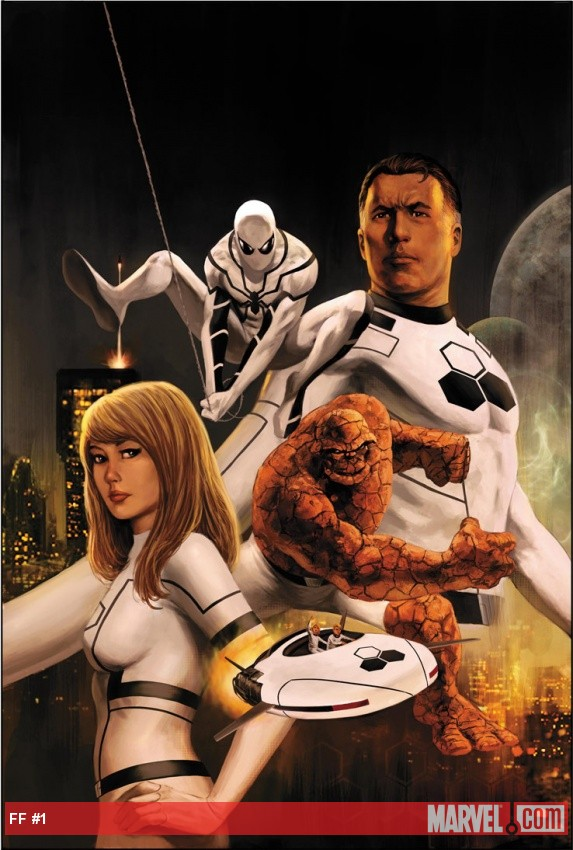 FF #1 Cover