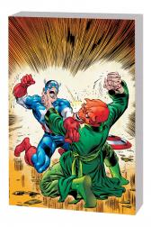 Captain America: Death of the Red Skull (Trade Paperback)