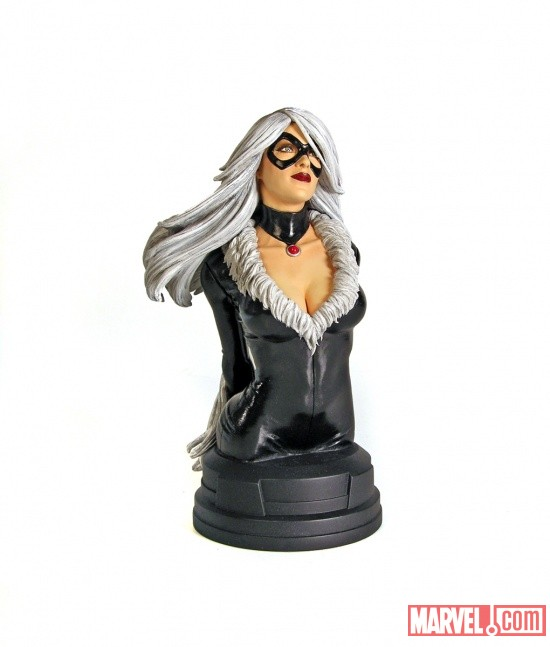 Black Cat mini bust by Gentle Giant Ltd