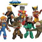 X-Men Vs. Brood Minimates by Diamond Select Toys
