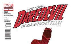 Cover: Daredevil (2011) issue #16