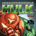 INDESTRUCTIBLE HULK 6 KEOWN IRON MAN MANY ARMORS VARIANT