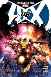 Avengers VS X-Men #12 