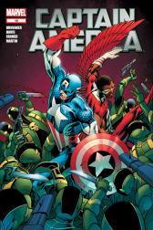Captain America #10 
