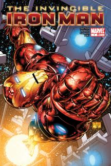 Invincible Iron Man (2008) #1