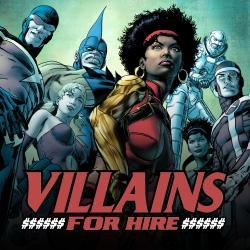 Villains For Hire (2011)