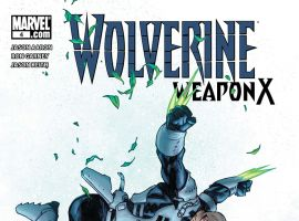 Wolverine Weapon X (2009) #4