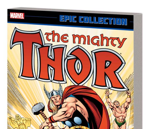 THOR EPIC COLLECTION: WAR OF THE PANTHEONS TPB