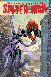 The Superior Foes of Spider-Man #5  (Barberi Variant)